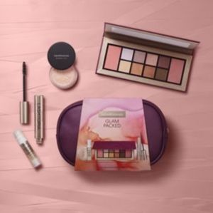 BNIB LE bareMinerals Glam Packed Glam Holiday Set!